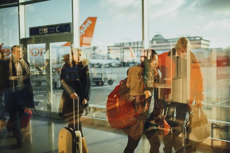 tu primer viaje al extranjero