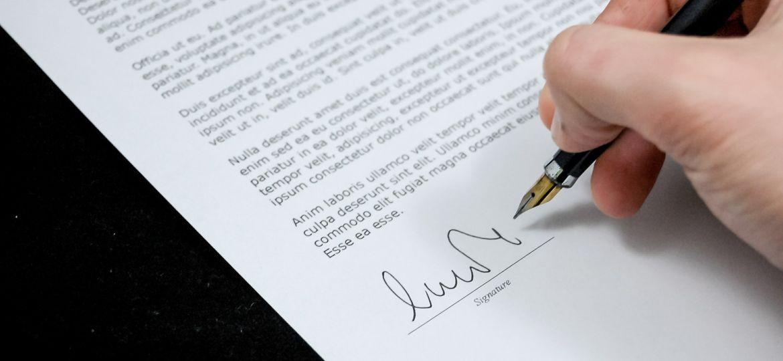 ejemplo carta gte letter